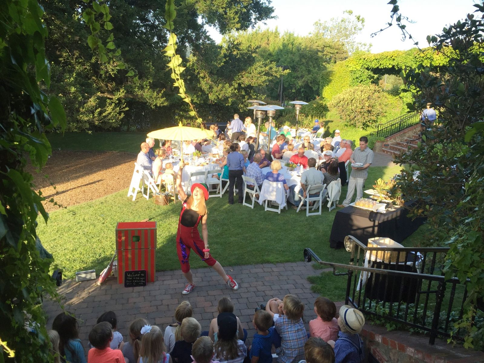 Sonoma Golf Club Family Events