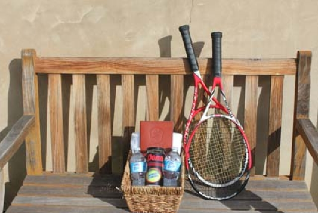 We have all the tennis gear you need
